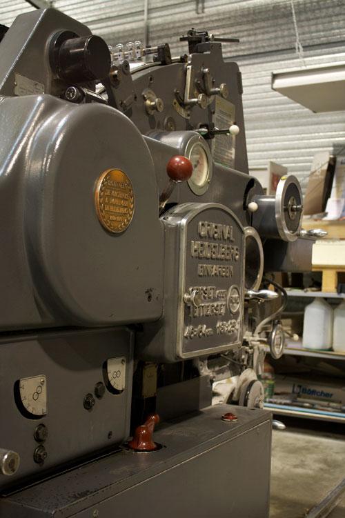 hedelberg-machine